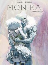 Monika Volume 2 - Vanilla Dolls (Hardback or Cased Book)