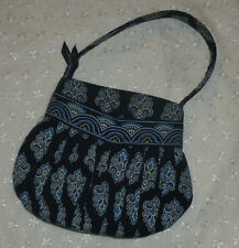 Vera Bradley Hannah in Calypso Pleated Purse Excellent Condition Preowned
