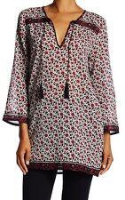 NEW Soft JOIE Daria C Dress Coverup Tunic Fits L $168 Porcelain/birch Tagd M