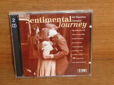SENTIMENTAL JOURNEY : 46 TIMELESS CLASSICS : 2 CD Set : CARLTON : 30361 50047