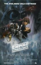 Star Wars The Empire Strikes Back Movie Poster 810 11x17 16x20 22x28 24x36 27x40