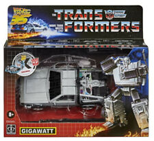 Transformers Generations: Back to the Future Mash-Up, Gigawatt Sealed