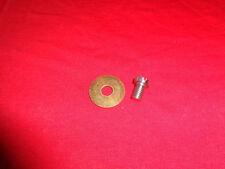 Antique Indian Powerplus 1916-24 Pinion Gear Screw & Washer N108 & N104
