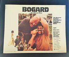 Original 1974 BOGARD Half Sheet Movie Poster 22 x 28 BLAXPLOITATION Style B