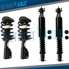 Front Rear Strut Kit For 2000 2001 2002 2003 2004 2005 Pontiac Bonneville