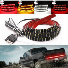 "60"" Pickup Tailgate Light 3 Colors Flowing Turn Signal/Brake/DRL/Reverse Light"