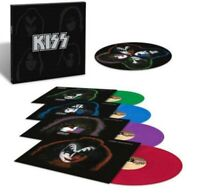 KISS - The Solo Albums 40th Anniversary Collection Box Set - Vinyl Lp Color