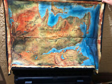 Dragon Age Inquisition Inquisitor's Edition Map of Thedas. Size app. 750 x 570mm