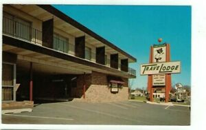 PA Lancaster Pennsylvania vintage post card - Travelodge Motel