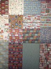 16 foglio di Degustazione Note di Viaggio 8 x 8 Card Making Scrapbooking Craft Carta di supporto