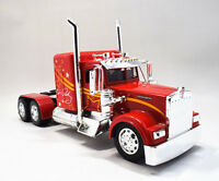New Ray 1:32 Kenworth W900 Semi Diecast Truck Model Toy New wihtout Box Red