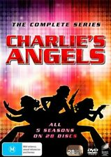 NEW Charlie's Angels (1976) DVD Free Shipping