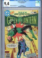 Green Lantern #131 CGC 9.4 White Pages DC Comics 1980