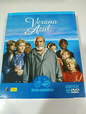 Estate azul La Serie TV Completa - 10 X DVD Cassetta Grande