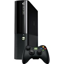 Microsoft Xbox 360 E Launch Edition 4GB Black Console With All Accesories