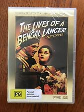 The Lives Of A Bengal Lancer DVD Region 4 New & Sealed Gary Cooper