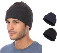 Casaba Warm Winter Beanie Hat Cap for Men Women Toboggan Cuffed Knit Slouch Ski