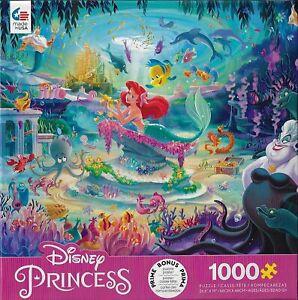 Ceaco - Disney The Little Mermaid Jigsaw Puzzle (1000 Pieces)