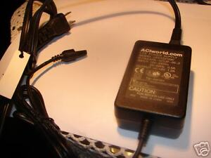 CNC power supply 9 volts DC  1.2 amps