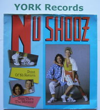 "NU SHOOZ - Point Of No Return - Excellent Condition 7"" Single A 9392"