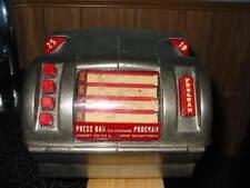 1948 Wurlitzer 2140 Frog box  wall box wurlitzer 1100 jukebox.