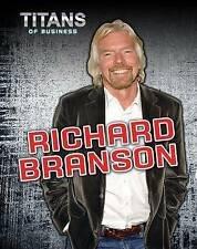 """VERY GOOD"" Richard Branson (Titans of Business), Fertig, Dennis, Book"