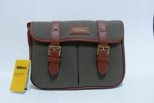 Nikon Camera Shoulder Bag Khaki Color Nikon Korea Genuine