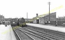 Aldridge Railway Station Photo. Streetly to Walsall and Brownhills Lines. (5)