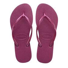 Sandali e scarpe viola marca Havaianas per il mare da donna