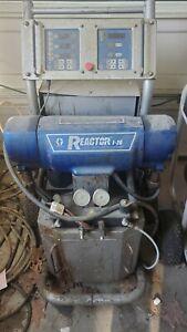 Graco E20 Reactor Spray Foam Proportioner Machine