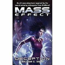 NEW - Mass Effect: Deception by Dietz, William C.
