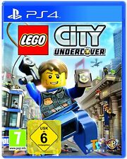 LEGO City Undercover - PS4 Playstation 4 Spiel - NEU OVP