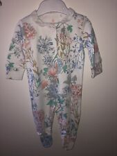 baby girls baby grows new with tags