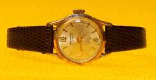 Women's Vintage CHROMATIC Mechanical Hand-Wind Watch SWISS MADE <GOOD USED>