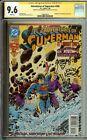 *SIGNED* The Adventures of Superman #508 CGC 9.6 NM Karl Kesel Tom Grummett