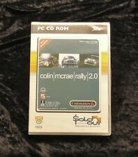 Colin McRae Rally 2.0 PC game by Sold Out Software New