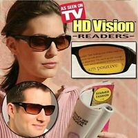HD Vision Readers Deluxe Bifocal Sunglasses Seen on TV 1.5 Tortoise Ships Fast