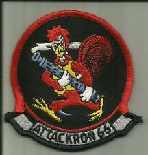 ATTACKRON 66 U.S.NAVY PATCH ATTACK FIGHTER SQUADRON AIRCRAFT PILOT AVIATION USA