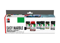 Marabu Easy Marble Paint Assortment