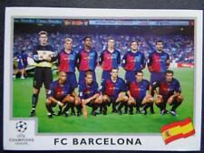Panini Champions League 1999-2000 - Team Photo (FC Barcelona) #35