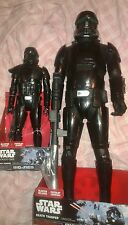"""Star Wars"" 31 inch Figure Death Trooper JAKKS PACIFIC IN HAND GLOBAL SHIPPING"