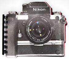 Vintage Nikon F2 Photo Album  ............ Very Rare !!