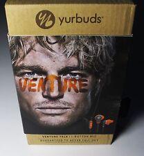 Yurbuds Adventure Series Venture Talk 10161 Earphones Ear Buds - Won't Fall Out!