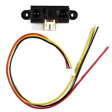 Sharp GP2Y0A21YK0F, 10-80cm, media con cable de conexión, para Arduino, µ C