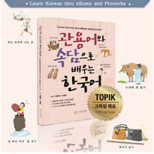 Learn Korean Thru Idioms And Proverbs K-Drama Topik High Score Exam Self Study