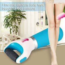Electric Callus Remover Cordless Foot Skin Care Pedicure Battery Foot File New