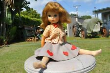 "19"" Horsman Cindy Doll 1950's"