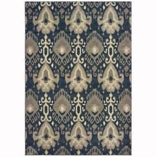 Oriental Weavers of America Bancroft Charcoal Indoor Area Rug  2' x 5'