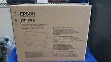 EPSON GT - S55 FAST A4 SHEETFED SCANNER ** BRAND NEW AND BOXED **
