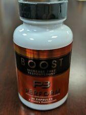 Testosterone Booster P3 Perform Dietary Supplement
